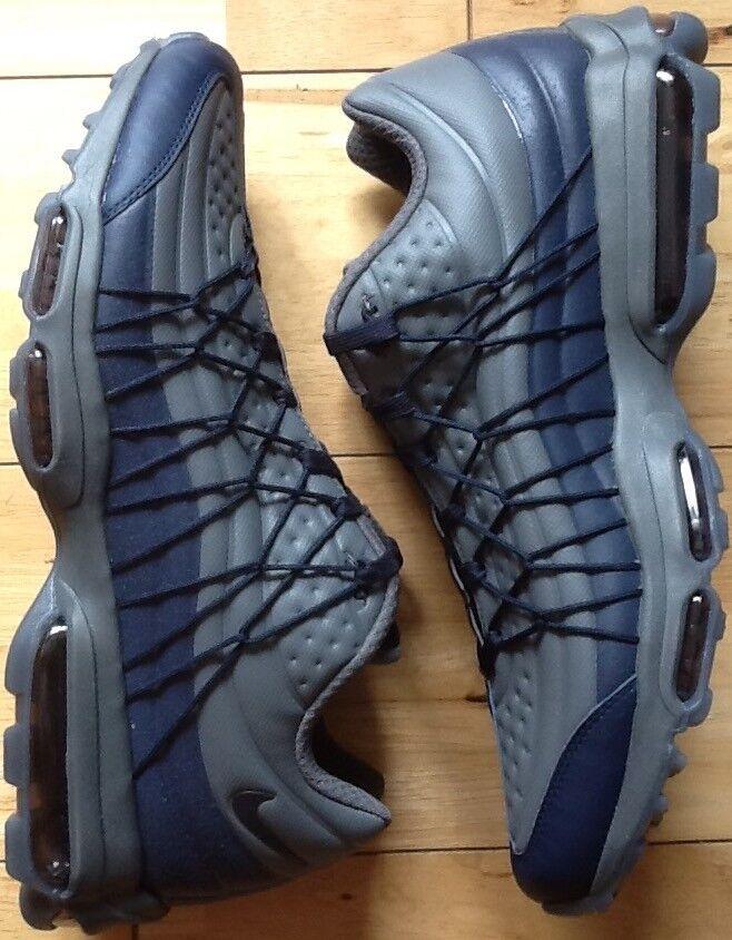 Nike Air Max 95 Ultra SE Trainer AO9082-403 Obsidian UK12/EU47.5/US13