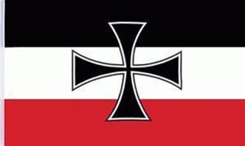 Gösch Eisernes Kreuz Flagge Fahne 1,50x0,90 Deutsches Reich Fahnen Flaggen DR EK