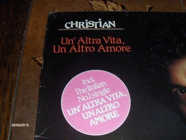 LP, ITALIAN - CHRISTIAN, UN' ALTRA VITA