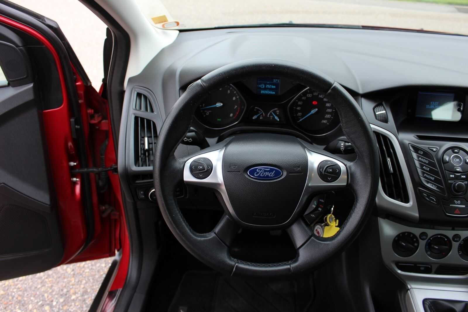 Ford Focus 1,6 Ti-VCT 105 Trend - billede 9