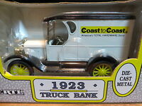 1923 Chevy Truck Bank Coast To Coast Ertl 1:25