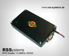 RFID READER/WRITER, MIF. 1k,  DesFire, 13,56MHz, RS232, 5V,  3Tags