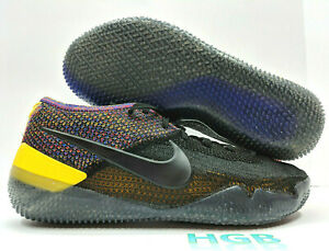 buy popular ca7d4 4543c Details about Nike Kobe AD NXT 360 Mens Black Multicolor Basketball React  AQ1087-002 NIB