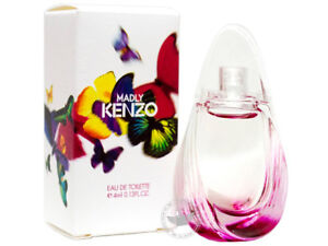 100% Authentic Perfume Mini ~ Kenzo Madly 4ml Edt