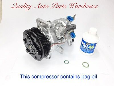 2006-2010 Ford Explorer 4.0L Front air only Reman A//C Compressor w//Warranty