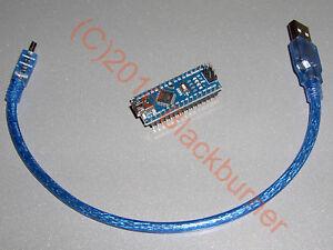 1-10x-Nano-R3-Atmega-328-Entwicklungsboard-CH340G-Arduino-UNO-Rev-3-kompatibel