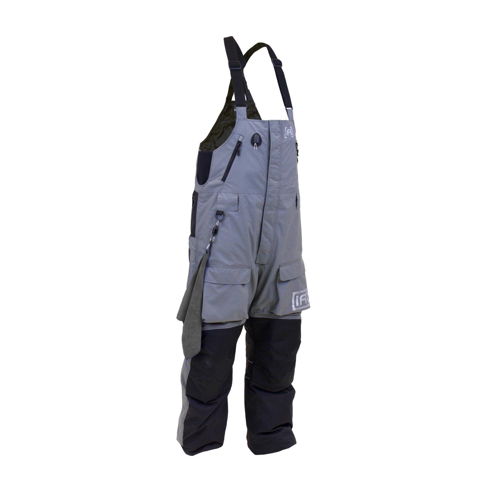 Clam IceArmor Men's  Extreme Advantage Ice Fishing Bibs  online discount