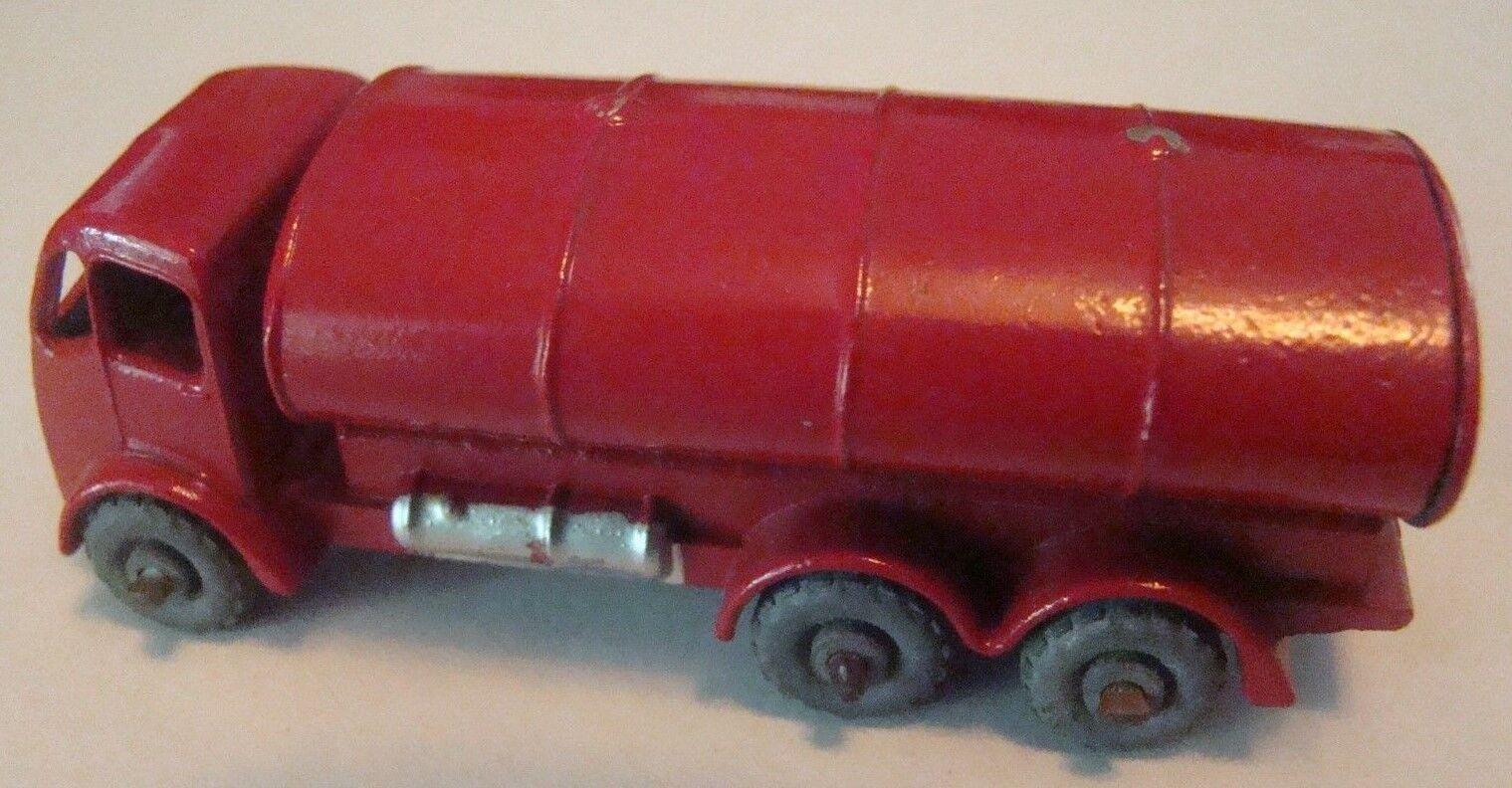 preferente Matchbox Regular Rueda 11b camión camión camión cisterna Adorno De Plata Mw 1958  Todo en alta calidad y bajo precio.