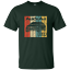 Audi A4 T Shirt Retro Worn Faded Style Logo Graphic Tee