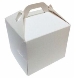 30-Individual-Single-CUPCAKE-boxes-80-x-80mm-GRAB-A-BARGAN