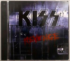 KISS CD - REVENGE - GERMANY - KISS MERCHANDISE - C022401