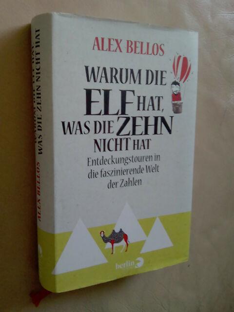 Alex Bellos: Warum die Elf hat, was die Zehn nicht hat (9783827012432)