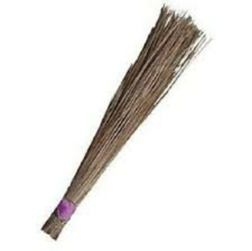 F ship Broom Stick Natural Coconut Leaf Grass Pack of 2 Teela//Nariyal Jhadu