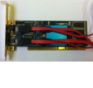 ICP-Vortex-gdt8546rz-4-CANALES-SATA-Controlador-RAID-Level-0-1-4-5-10