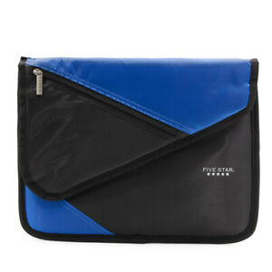 Five Star Padded Tablet Bag With Zipper Pockets Travel Or Home Office Supplies