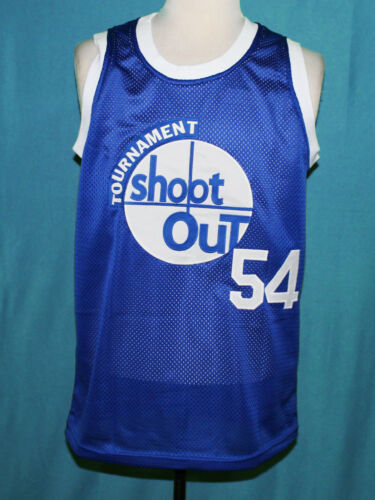 DUANE MARTIN KYLE WATSON ABOVE THE RIM BASKETBALL JERSEY SHOOT OUT SEWN ANY SIZE