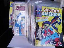 CAPITÁN AMÉRICA vol.1 colección completa 76 números Forum 1983-1986