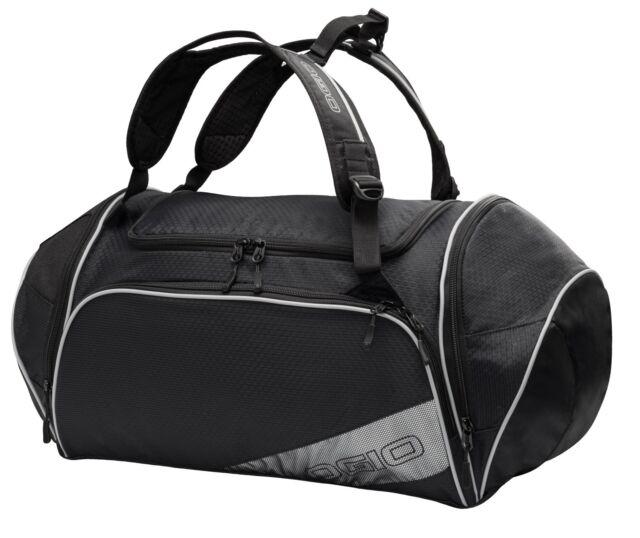 "OGIO 4.5 25"" Versatile Duffel Gym Bag / Sports Duffel Backpack - New"