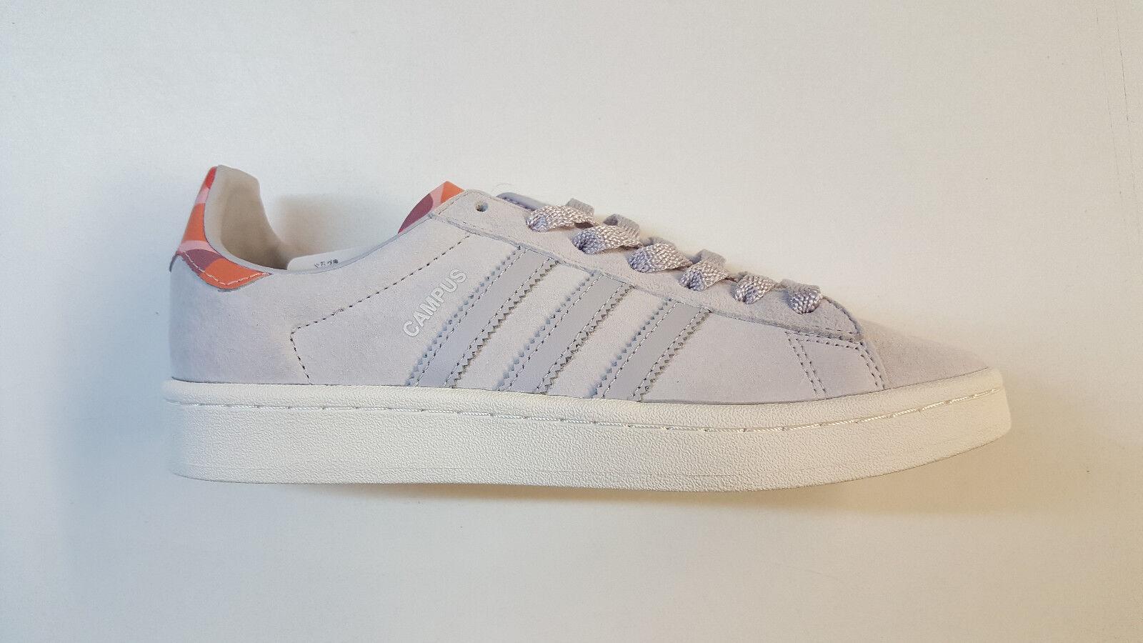 Adidas originali campus grigio chiaro sunglow rosa bb0078 1801-48 nuove Uomo scarpe nuove 1801-48 75ff09