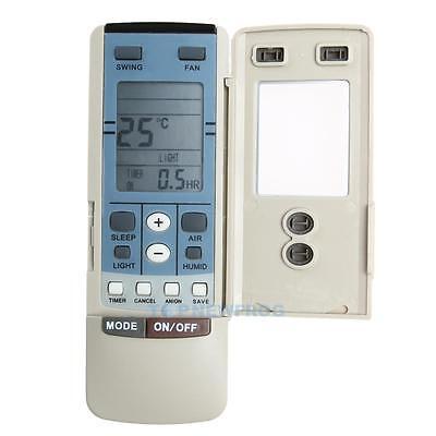 A/C Universal Air Conditioner LCD Remote Control Controller for GREE y512 y502
