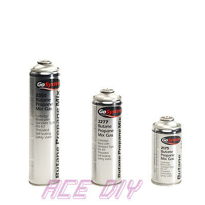 Go System Propane Gas Cylinder