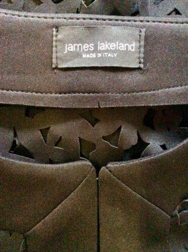 Jacket 46 New Sleeve 4 James Design Black Cut Brand Long 3 Out Lakeland Size 18 PvxfvdO