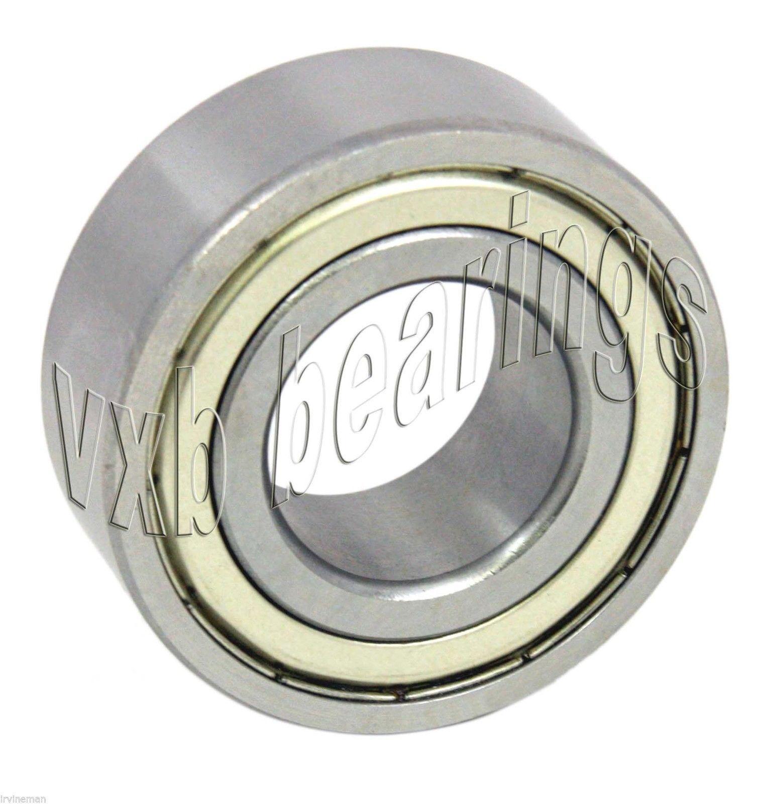 "3//8/"" X 7//8/"" X 9//32/"" 440c Stainless Steel Ball Bearing R6ZZ QTY 5 SR6ZZ"