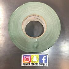 Military 100 Mph Mile An Hour Duct Tape Od Green Waterproof Sealing Heavy Duty