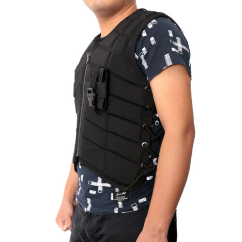 Equestrian Horse Riding Safety Vest Protective Vest Eventer Body Protector