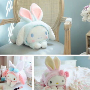 My-Melody-Plush-Dolls-Anime-Sanrio-Cinnamoroll-Soft-Kids-Toys-Girls-Gifts-Pillow