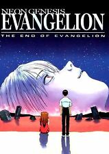 NEON GENESIS EVANGELION end of Evangelion a3 art print poster yf5374