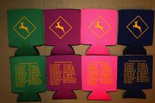 2014 PHISH Summer Tour RUN LIKE AN ANTELOPE Koozie Poster Shirt Pin Coin Badge
