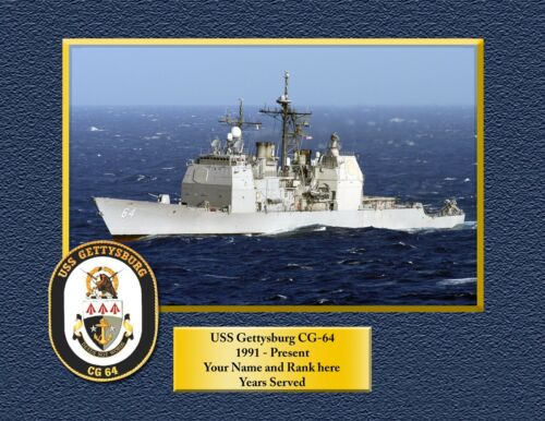 USS GRANT SSBN 631 Custom Personalized Print of US Navy Gift Idea