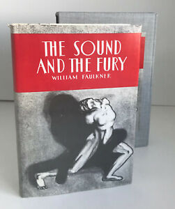 The Sound and the Fury , William Faulkner ~BEST Facsimile of 1929 First Edition