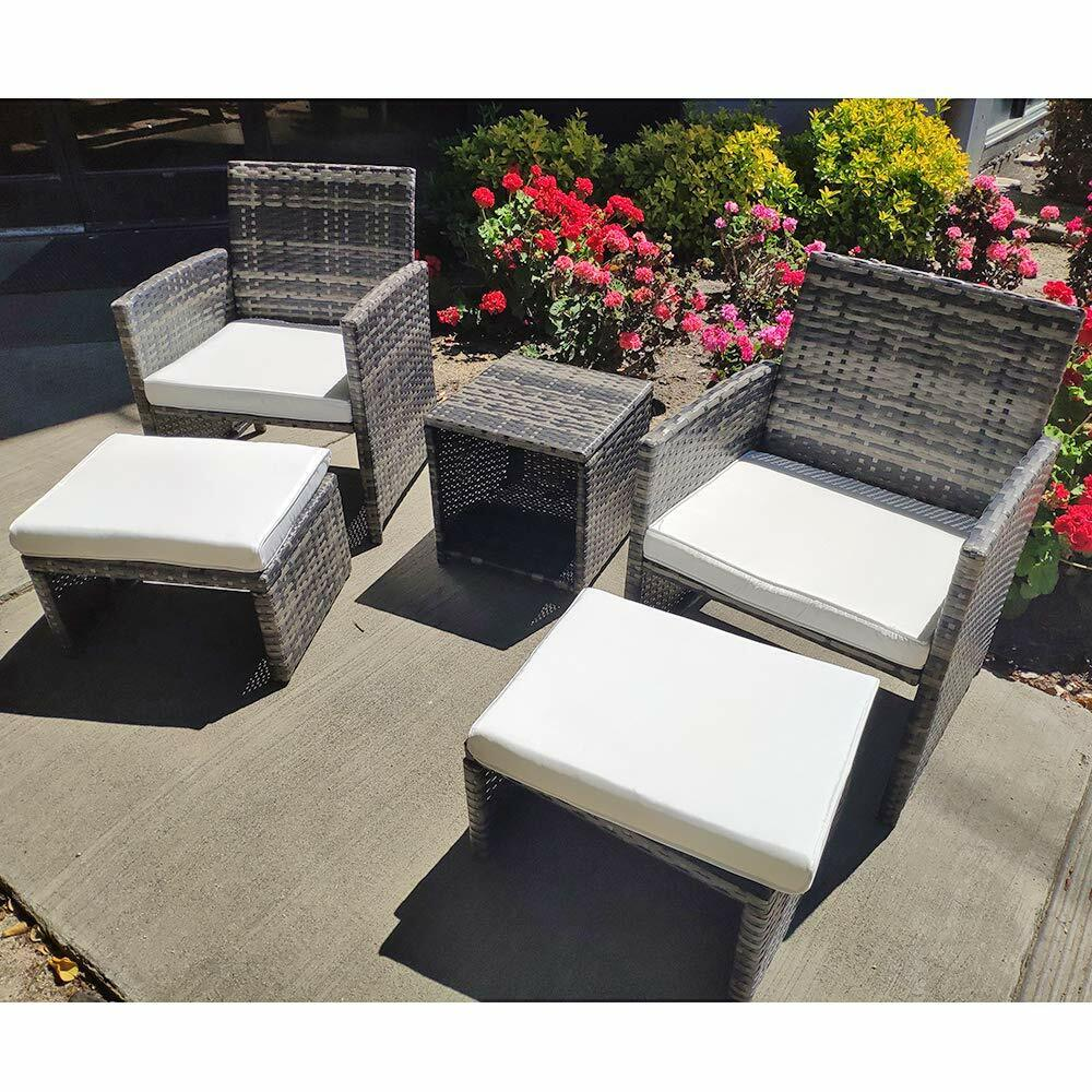 Patio Furniture Sets Clearance Outdoor Garden Rattan