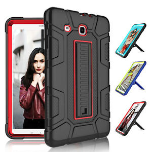 separation shoes 0b62d 24d9e For Samsung Galaxy Tab E 9.6 Case Shockproof Kickstand Protective ...
