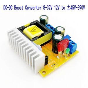 DC-DC Boost Converter 8-32V to 45-390V High Voltage ZVS Capacitor Charging AU