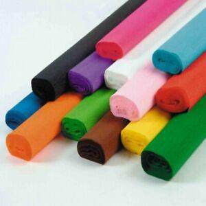 10-Rotoli-Carta-Crespa-Crespata-Colori-ASSORTITI-40gr-250x50cm-crepe-lido