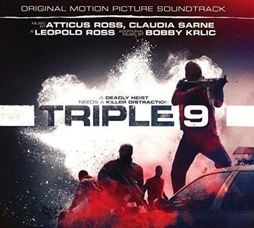Atticus Ross / Claud - Triple 9 (Original Motion Picture Soundtrack) [New CD]
