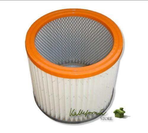 waschbarer Filter für Rowenta RU-100 RU-101 RU-105 Faltenfilter Rundfilter