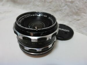 lens-Schneider-Kreuznach-Curtagon-28mm-f4-edixa-m42-pentax-screw-adapt-digi