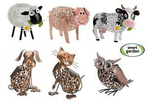 Smart-Garden-Patio-Solar-LED-Light-Dolly-Sheep-Daisy-Cow-Cat-Dog-Owl-Pig