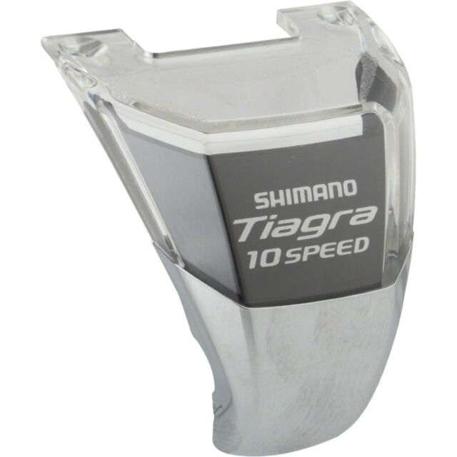 Shimano Tiagra St-4600 Name Plate and Fixing Screw 10 Speed Fits Right Hand 4600 for sale online