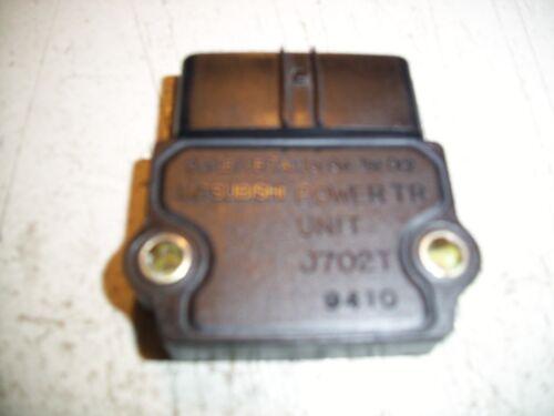 1990-93 Mazda Miata MX-5 Genuine ignition control module igniter #J702T