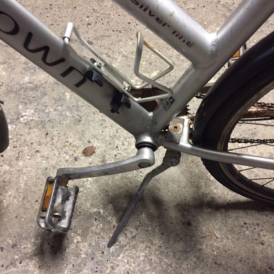 Damecykel, Downtown, 7 gear
