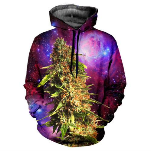 3D Graphic Print Couples Men Women Hoodie Sweater Sweatshirt Jacket Pullover Top