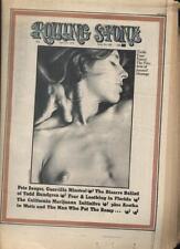 ROLLING STONE NEWSPAPER MAGAZINE - April 13 1972  No. 106