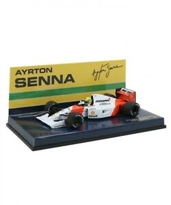 NEW-Minichamps-1-43-McLaren-Honda-MP4-7-Ayrton-Senna-1992-aus-Japan