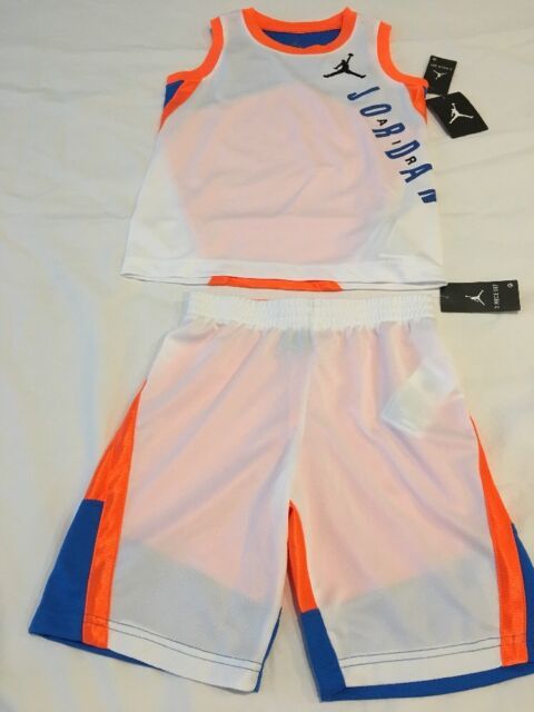 9fac768c5885 Nike Air Jordan Boys Size 4 Shorts and Tank Top 2 Piece Set for sale ...