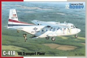 Special-Hobby-1-72-C-41A-034-US-Transport-Plane-034-72385